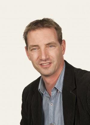 Boekhouder Hans Aling van administratiekantoor Gorredijk