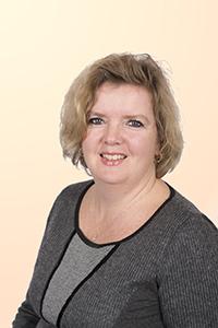 Boekhouder Sigrid Keus van administratiekantoor Hoorn