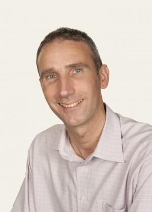 Boekhouder Steven van der Burg van administratiekantoor Putten