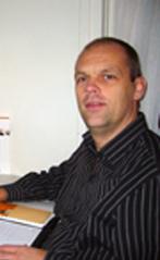 Boekhouder Wilmar Voortman van administratiekantoor Dronten