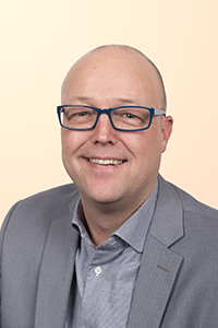 Boekhouder Bernd Zinger van administratiekantoor Hoogezand