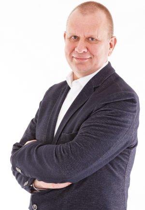 Boekhouder Jan Ijlenhave van administratiekantoor Borger