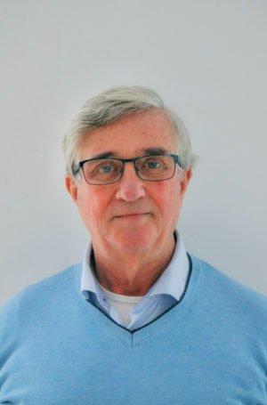 Boekhouder Harpert de Jongh van administratiekantoor Almere