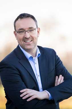 boekhouder Jos Danes van administratiekantoor Heerenveen